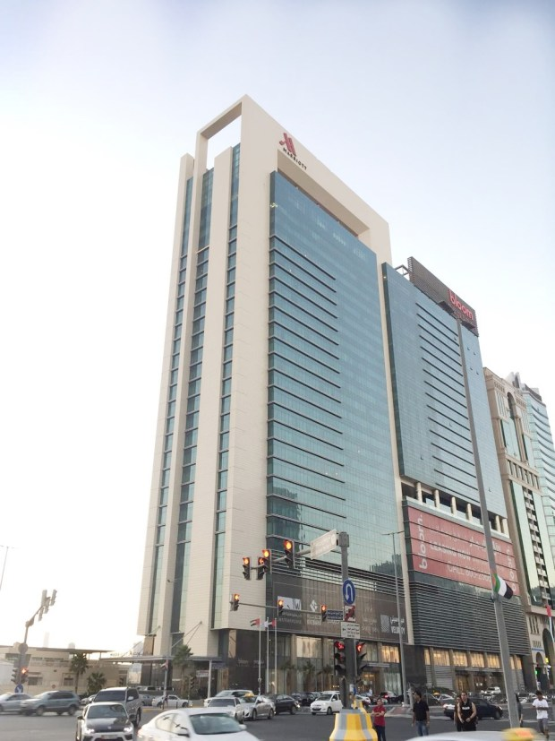 marriot downtown abu dhabi