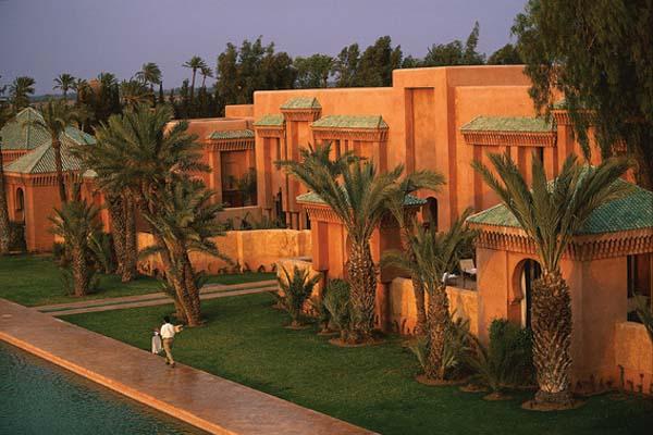 Amanjena Resort Enchanting Getaway in Morocco Munaluchi