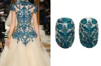 Marchesa Launches 3D Nail Art Designs with Revlon ...