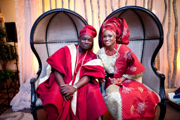 Yoruba Wedding In Texas By Rhphotoarts: Oluyemisi