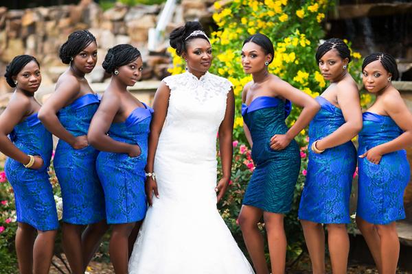 Gorgeous Nigerian Wedding In Texas