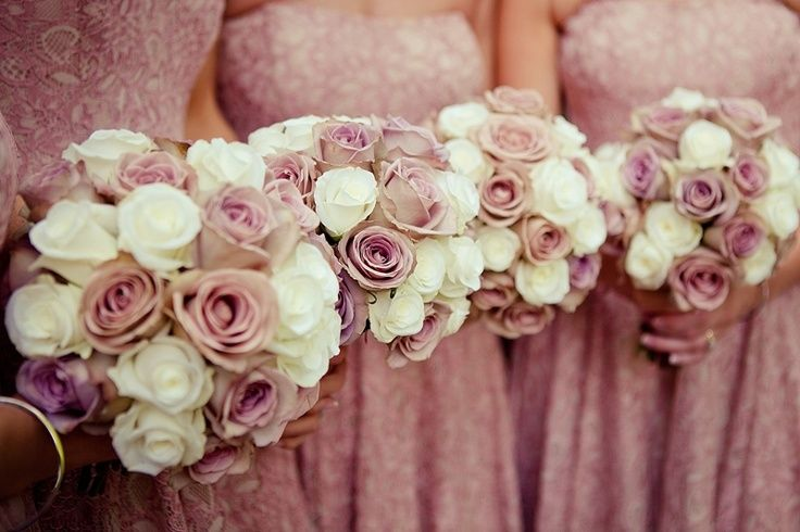 Mauve Wedding Inspiration