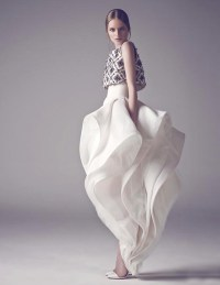 Wedding Gowns for the Edgy and Adventurous Bride ...