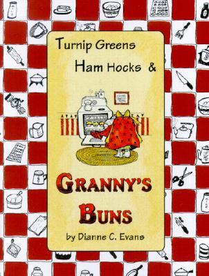 Turnip Greens, Ham Hocks & Granny's Buns