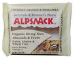 Alpsnack Organic Food Bar, Coconut, Mango & Pineapple 12/Box from Alpsnack