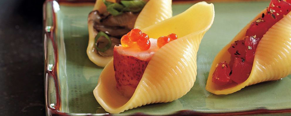 Pasta Sushi Is All Your WasabiSmothered Carb Dreams