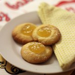 Easter Lemon Thumb Print Cookies – Guest Post By Supper In The Suburbs