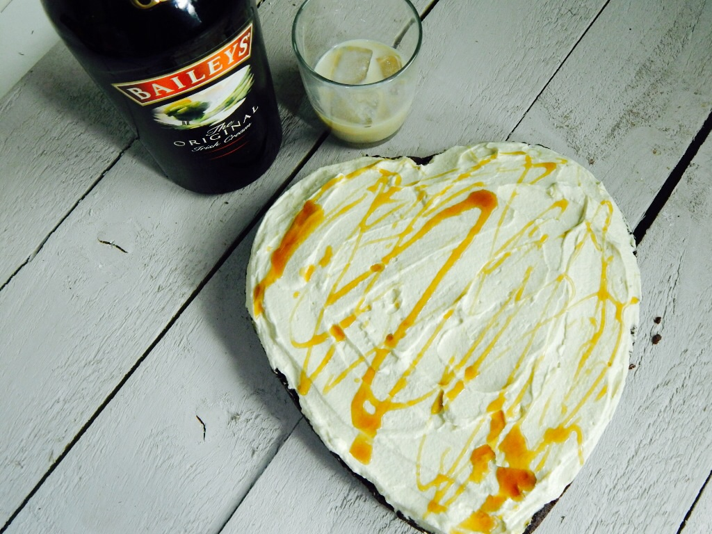 Baileys Cream pie
