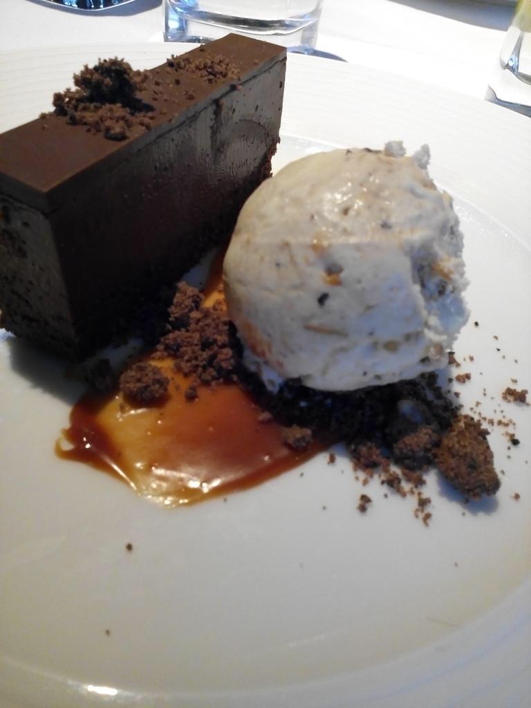 Fairyhill dessert