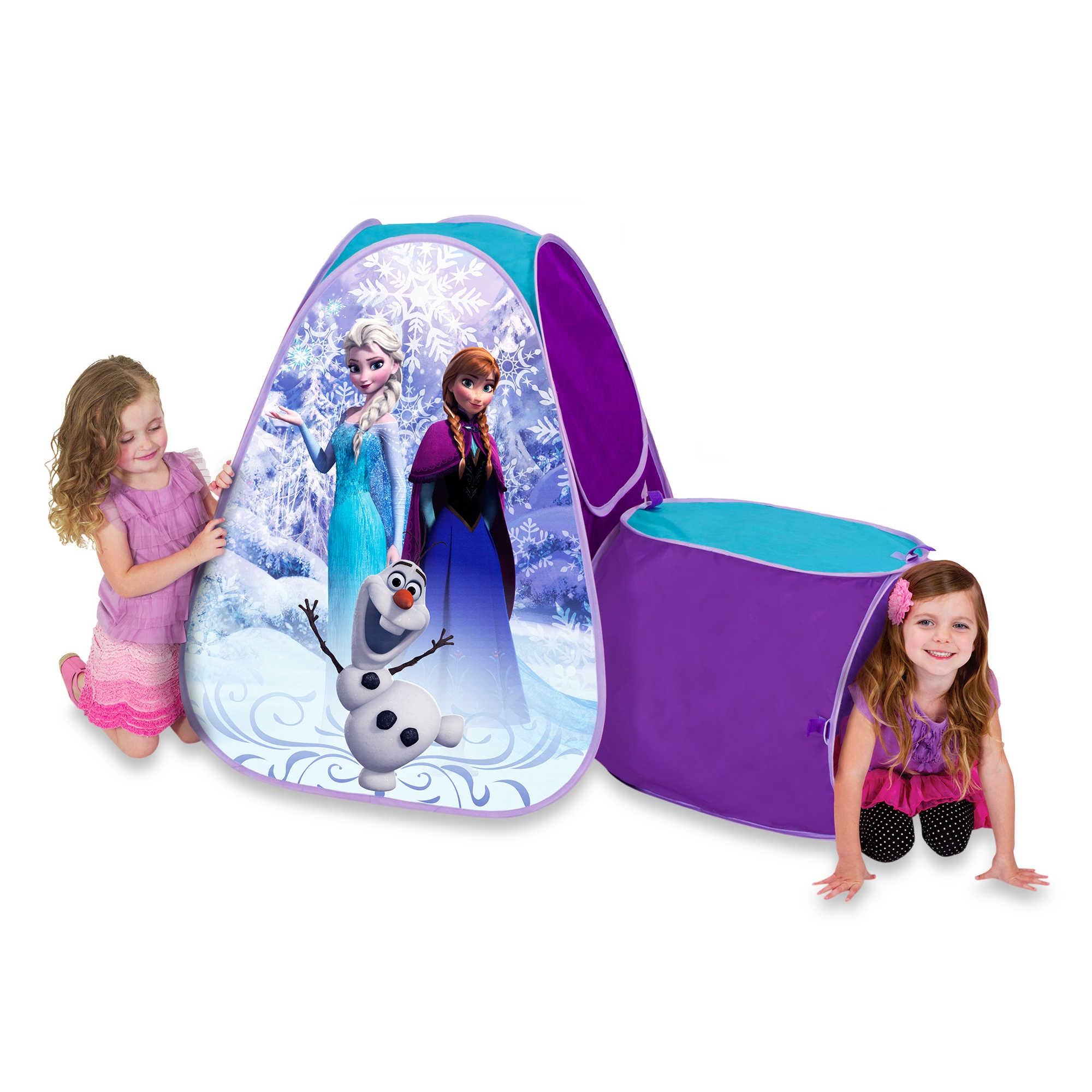 Frozen tent aldi