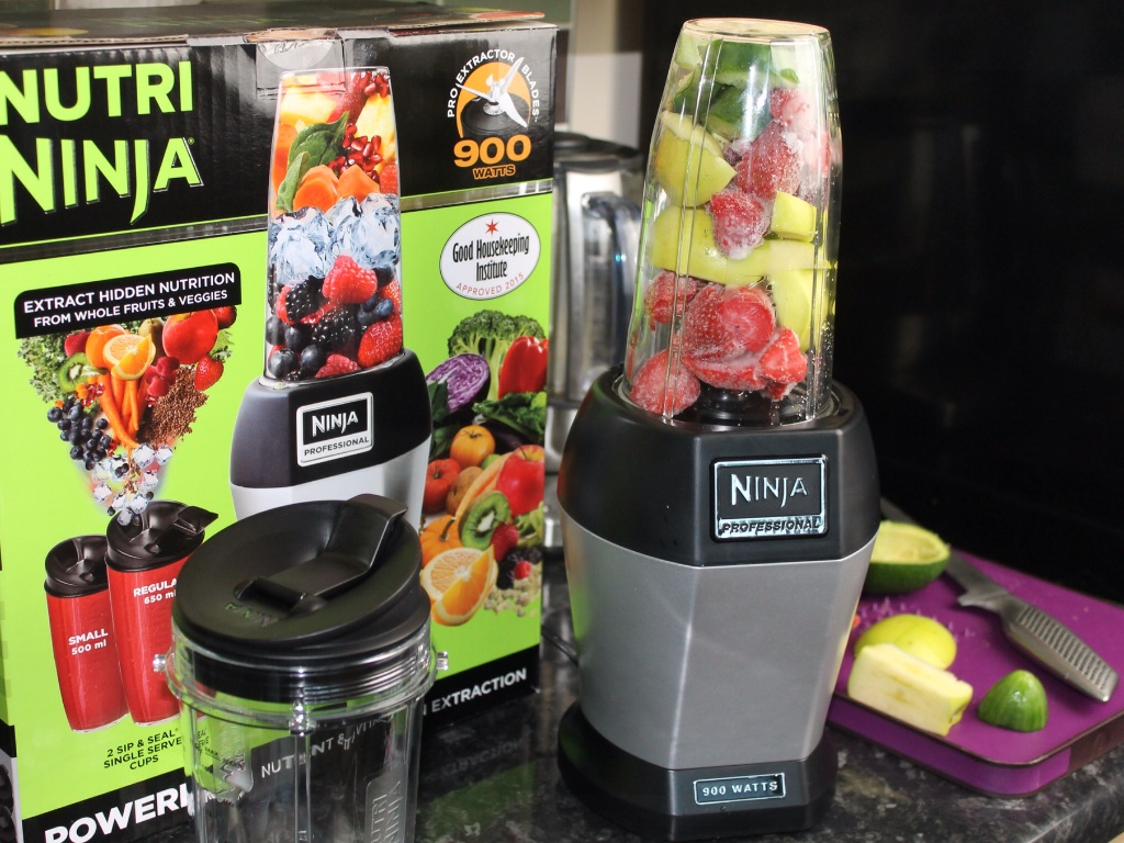 Nutri ninja review