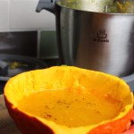 Squash, Sweet Potato & Coconut Autumn Soup
