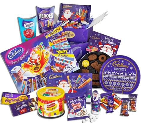 Cadburys Christmas