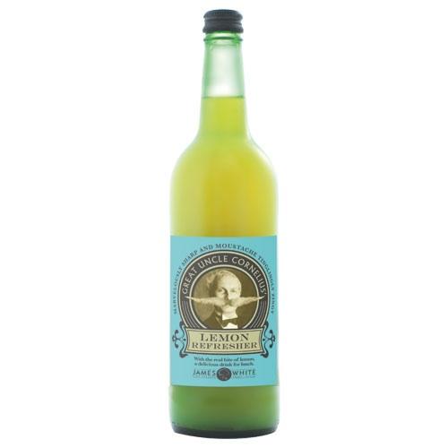 James white lemon refresher