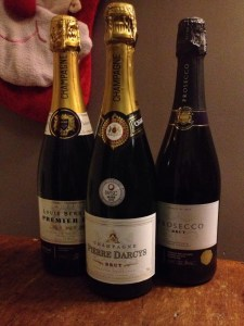 Asda champagne