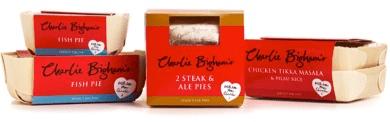 charlie brigham meals