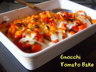 gnocchi tomato bake