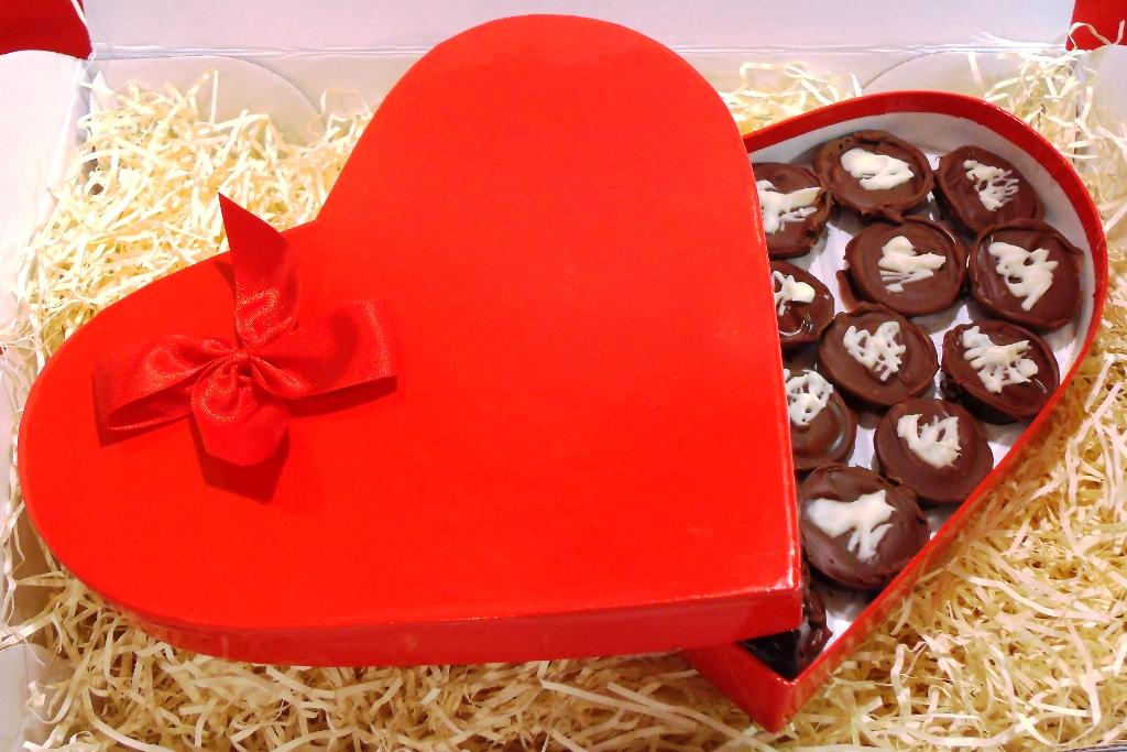 budget valentines chocolates
