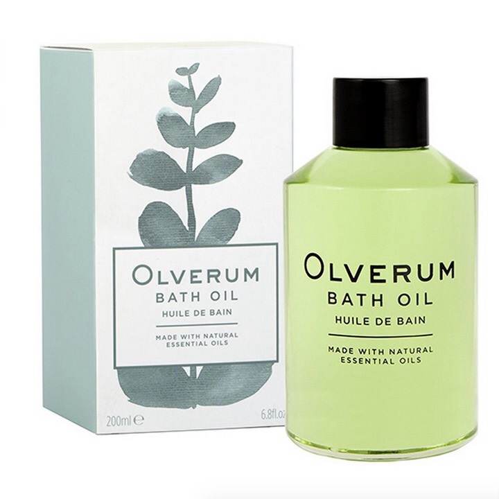 Olverum oil