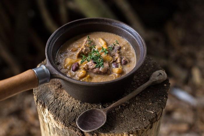 Slow cooker Pepperpot stew