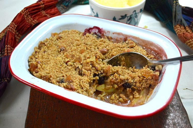 blackberry-and-apple-crumble
