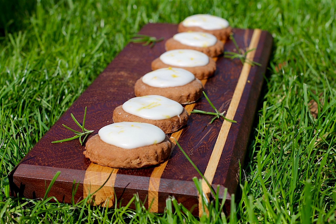 rosemary chocolate biscuits