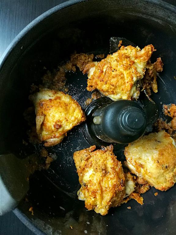 actifry crispy chicken