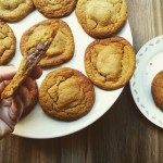 Stuffed Nutella Cookies – A Tribute To Coriander Queen