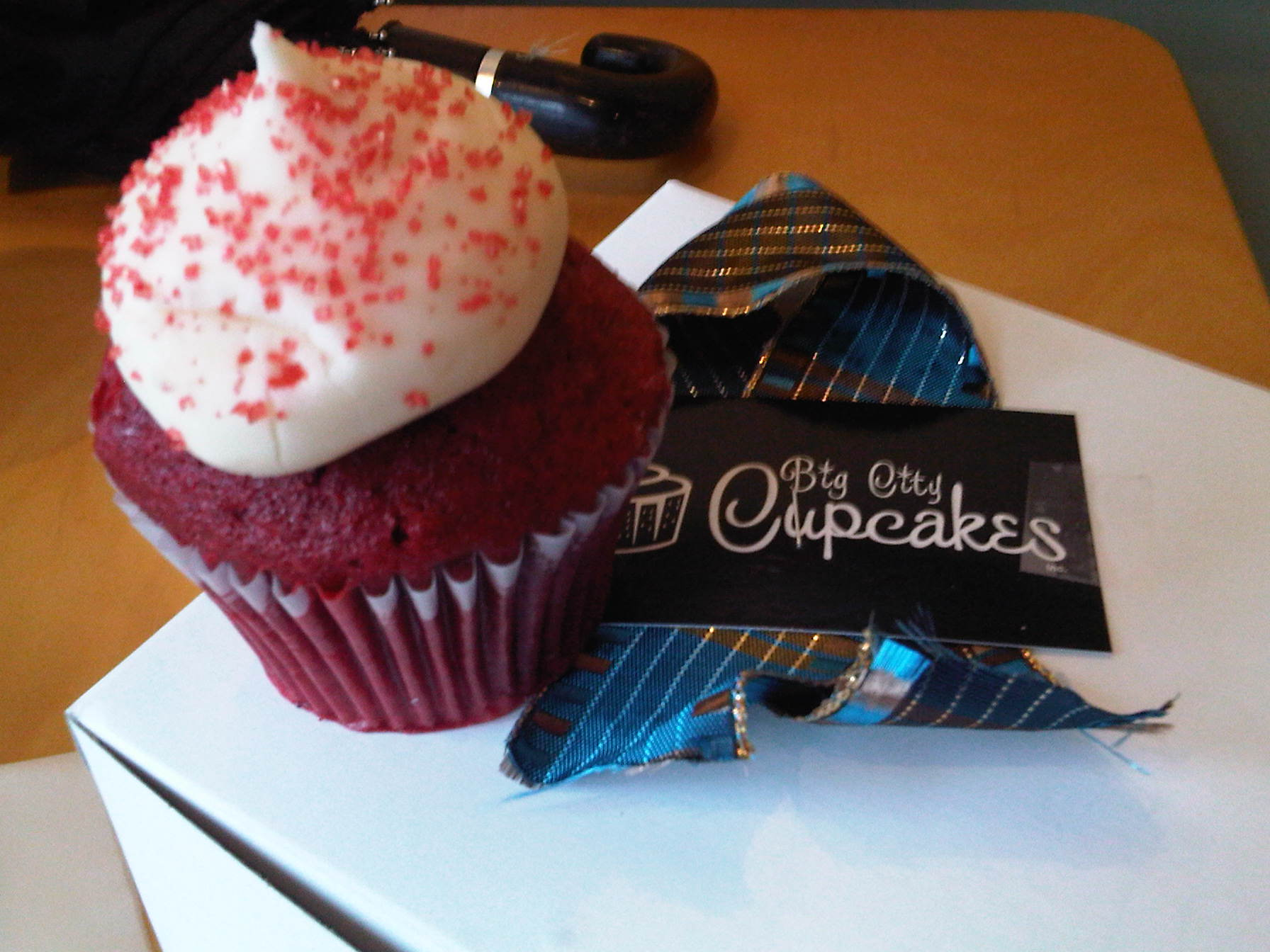 Food Punk » Cupcakes Aint Just For Kids: Big City Cupcakes