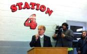 Mayor Tyler reopens Station 4