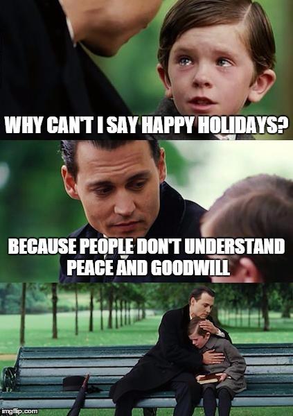 Holiday Meme : holiday, Happy, Holidays, (Meme-tasitc, Version), Mundane, Spirituality