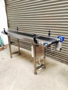 Conveyors for limes