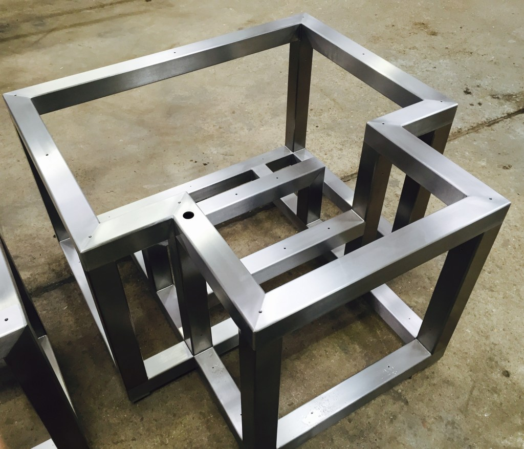 Stainless steel fabrication