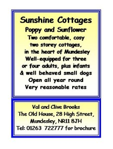 Sunshine Cottages