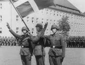Juramento de unidades extranjeras encuadradas en la Waffen SS