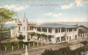 Hotel del Lago en una foto de 1915