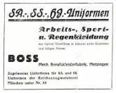 Publicidad de Hugo Boss