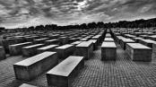Monumento a los judíos  asesinados de Europa. Berlín 10 mayo 2005.