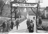 Anschluss sudetendeutscher Gebiete