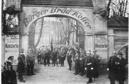 cervecería Bürgerbräukeller