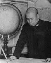 Almirante Isoroku Yamamoto, comandante de la Flota Combinada de la Armada Imperial Japonesa