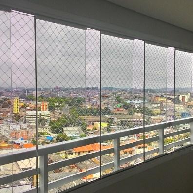 Envidraçamento de Sacadas Serviços Santo André - São Paulo