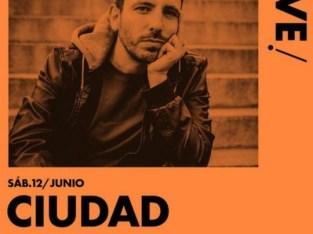Se venden 2 entradas de Ciudad Jara #granadaAlive