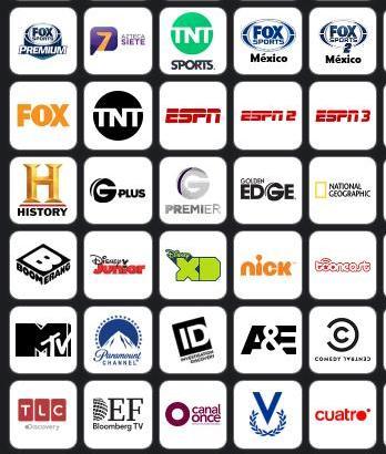 Canales Mundiales De Televisión