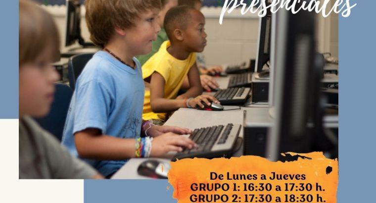Cursos apoyo escolar primaria, ESO y Bachillerato