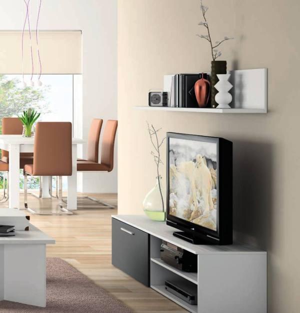 Salón moderno QUATRO 027