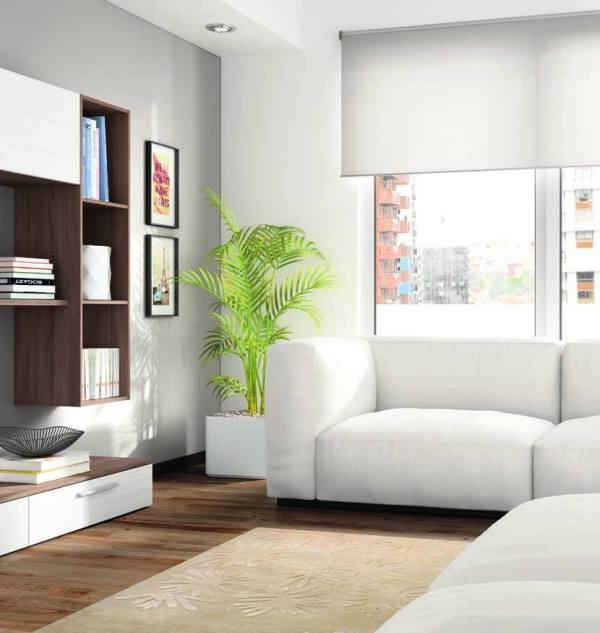 Salón moderno QUATRO 031