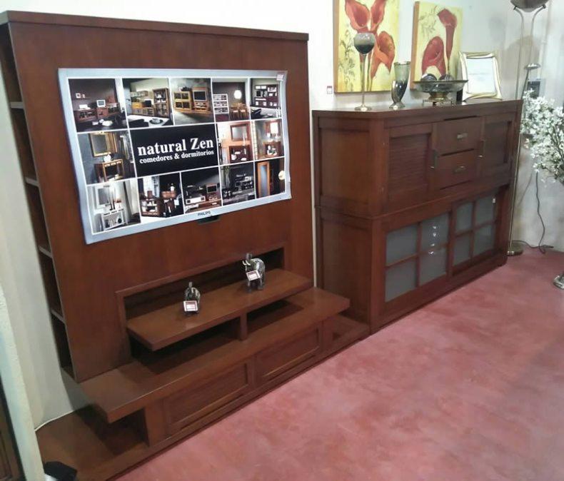 Aparador y mueble de televisión en oferta