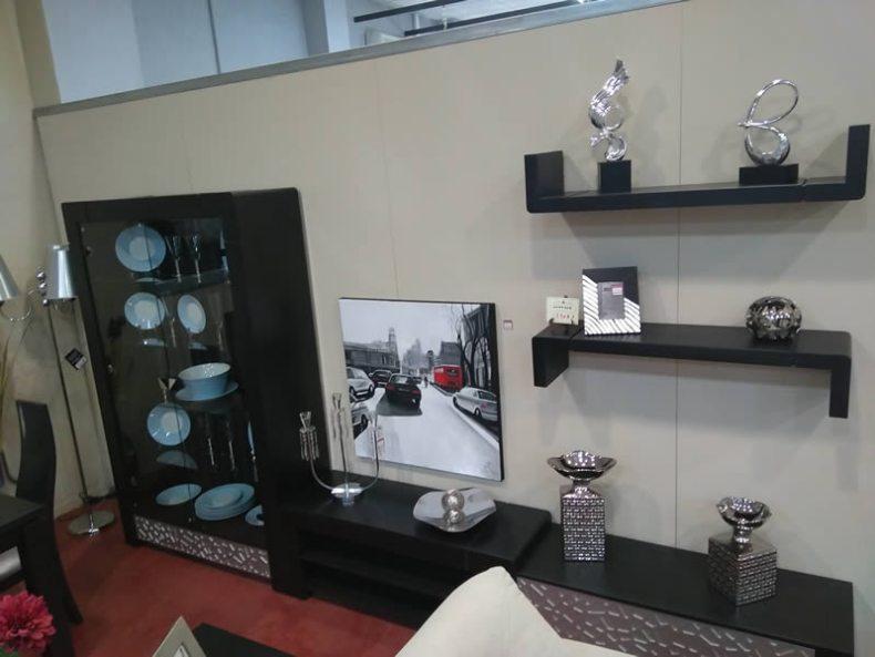 Salón modular completo en oferta