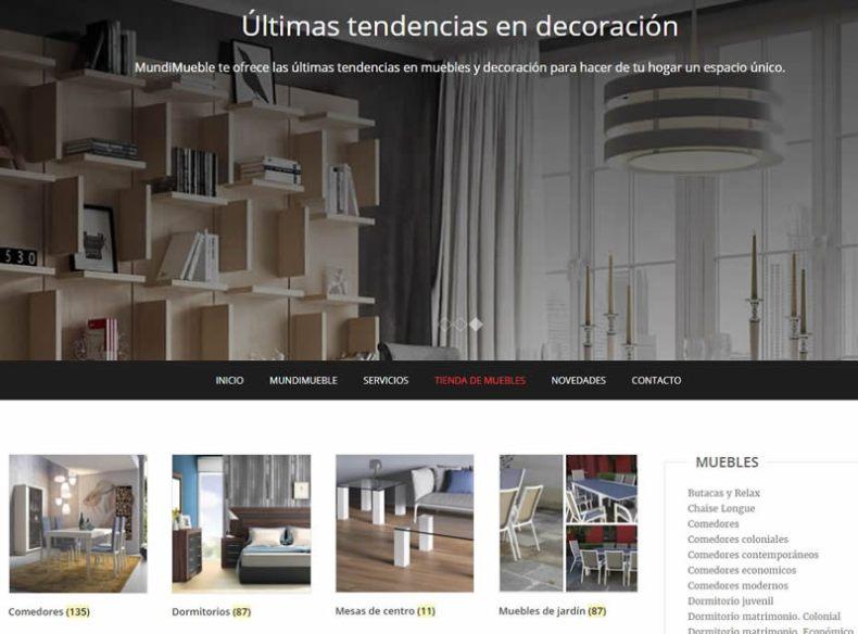 MundiMueble es tu tienda de muebles en Jaén. Ven a visitar nuestras instalaciones en Bailén